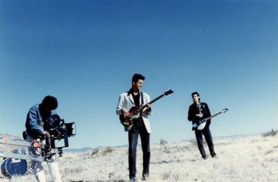Shooting of Angelina Video 1991 ( TEXAS , USA )