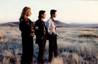 Shooting of Angelina Video 1991 ( TEXAS, USA )