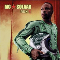 CD cover of Mach 6 by MC Solaar