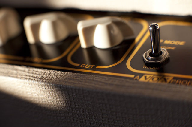 Vox 50th Anniversary AC15H1TV Heritage