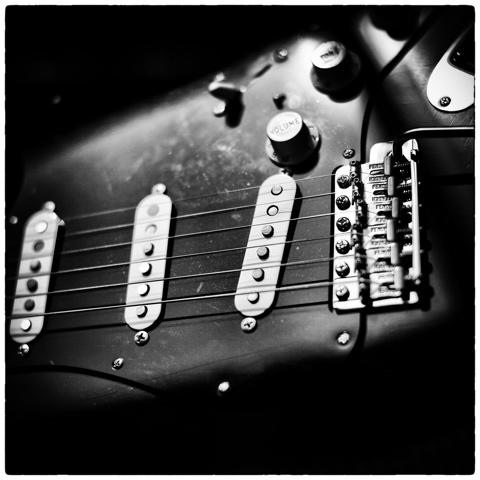 7. Fender Stratocaster Gilmour 2002